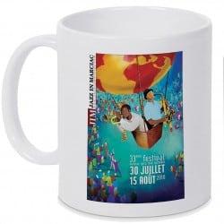 Mug Jazz In Marciac affiche 2010