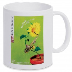 Mug Jazz In Marciac affiche 2006