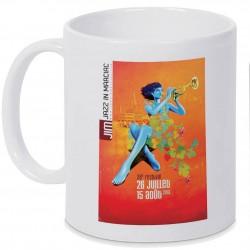 Mug Jazz In Marciac affiche 2013 Personnalisé