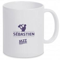 Mug Jazz In Marciac affiche 2011 Personnalisé