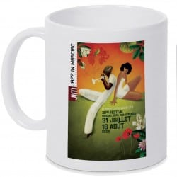 Mug Jazz In Marciac affiche 2009 Personnalisé