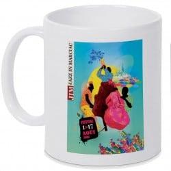 Mug Jazz In Marciac affiche 2008 Personnalisé
