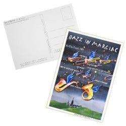 Carte postale Affiches Jazz in Marciac 1989