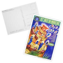 Carte postale Affiche Jazz in Marciac 1992