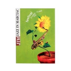 Carte postale Affiche Jazz in Marciac 2006