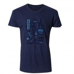 T-shirt CITY Jazz in Marciac
