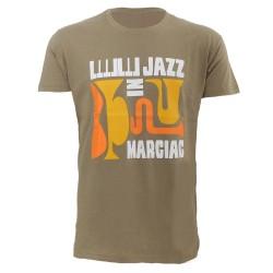 T-shirt seventies Jazz in Marciac