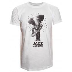 T-shirt Elephant Jazz In Marciac