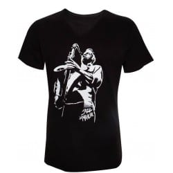 T-shirt Saxophone 2018 Col V Jazz In Marciac