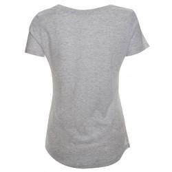 T-shirt Géométrie gris - Jazz In Marciac