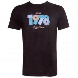 T-shirt Since 1978 noir
