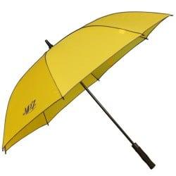 Parapluie jaune Jazz in Marciac