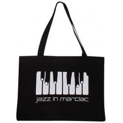 Sac shopping Finger Bag Jazz In Marciac