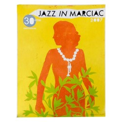 Affiche Collectors Jazz in Marciac - 30éme Anniversaire