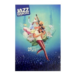 Affiche Jazz in Marciac 2016