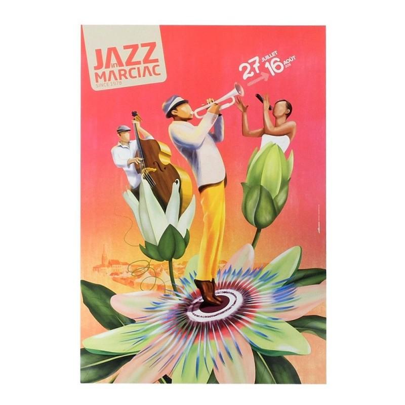 Affiche Jazz in Marciac 2015