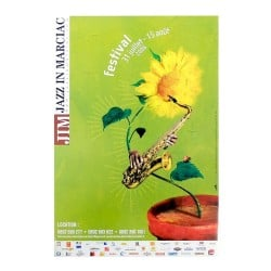Affiche Jazz in Marciac 2006