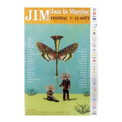 Affiche Jazz in Marciac 2005